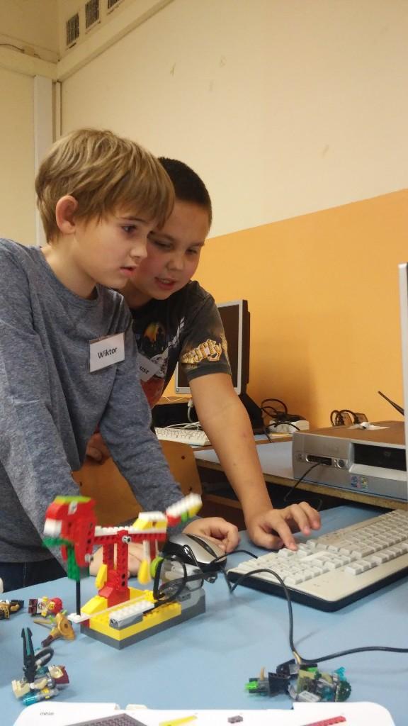 Edukacja Robotyka Z Klockami Lego Dla Dzieci Zdjęcie 7 Wkaliszu
