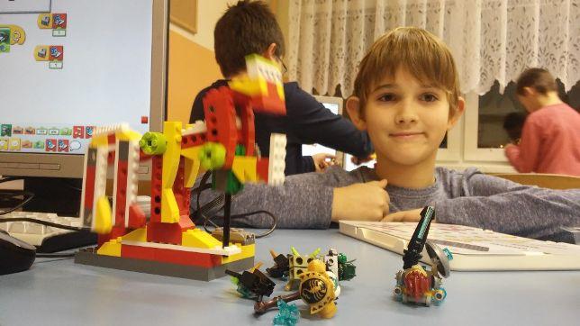 Edukacja Robotyka Z Klockami Lego Dla Dzieci Wkaliszupl Kalisz