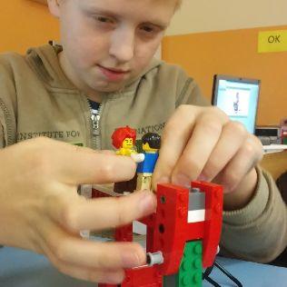 Galeria Edukacja Robotyka Z Klockami Lego Dla Dzieci Wkaliszupl